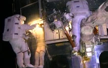 Hubble Repair Continues