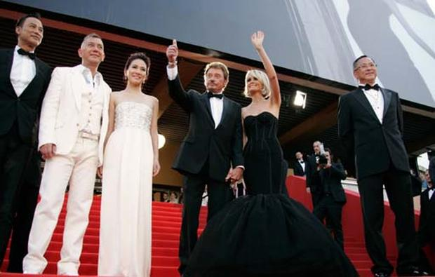 """A Christmas Carol"" At Cannes"