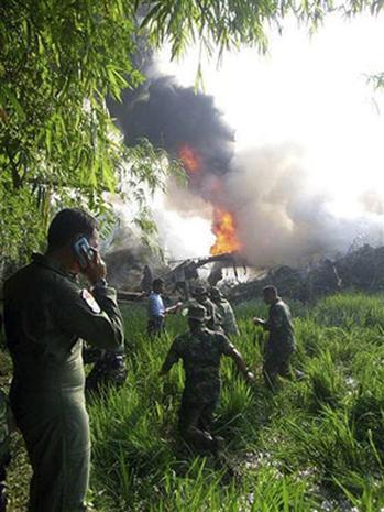 Indonesia Plane Crash
