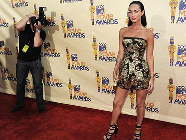 More Movie Awards Arrivals
