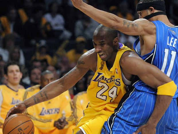 2009 NBA Finals: Game 1