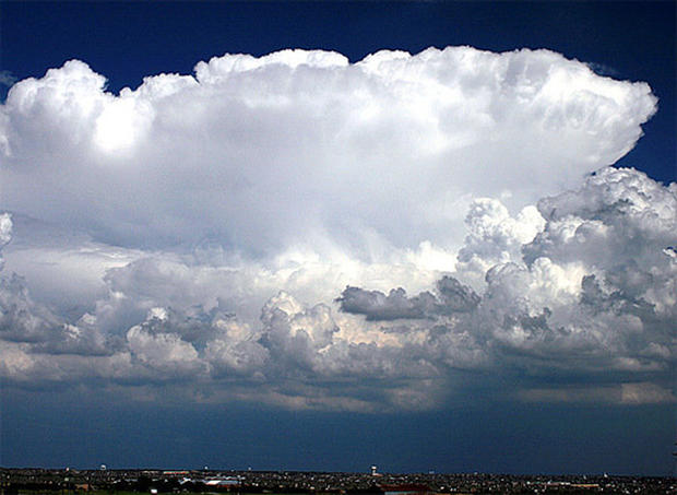 A New Cloud On The Horizon?