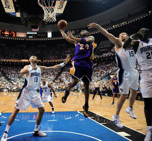 2009 NBA Finals: Game 5