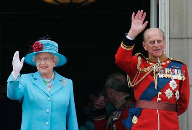 British Royals Celebrate