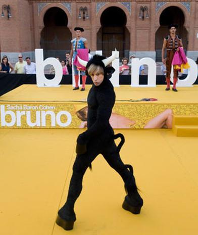 """""""Bruno"""" Goes Global"""