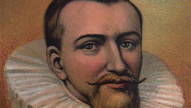 17th century explorer Henry Hudson