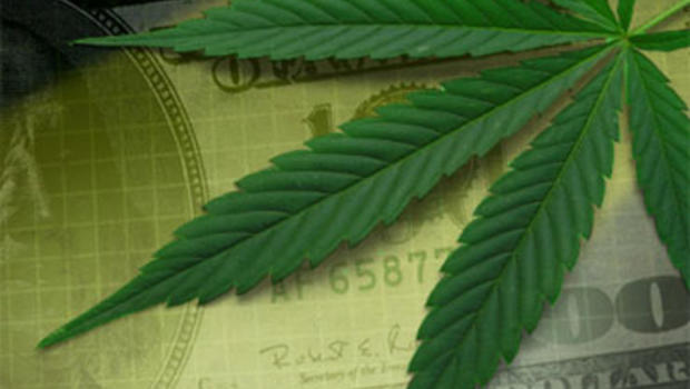 Battle over legalizing (and taxing) marijuana sales.