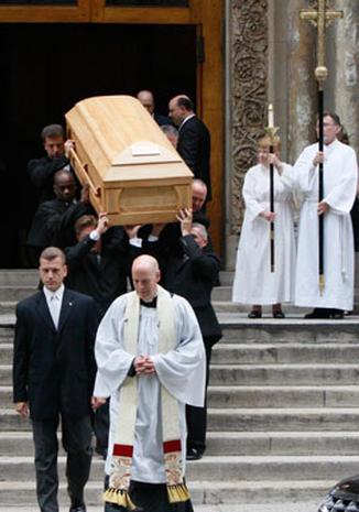 Farewell to Walter Cronkite