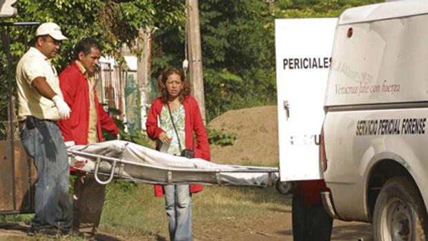 CAROUSEL - Drug cartel murder