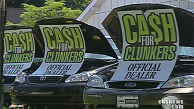 cash for clunkers generic
