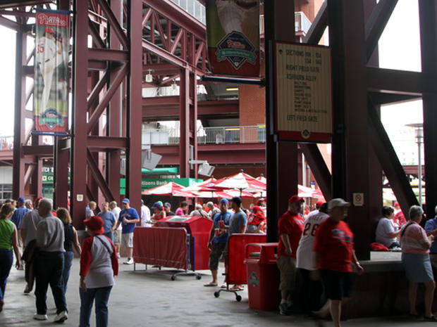 Ballpark Roadtrip: Citizens Bank