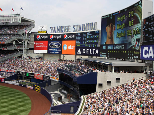 Ballpark Roadtrip: Yankee Stadium