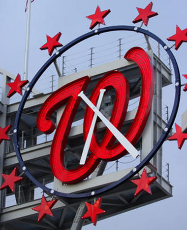 Ballpark Roadtrip: Nationals Park