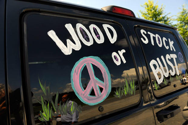Return to Woodstock