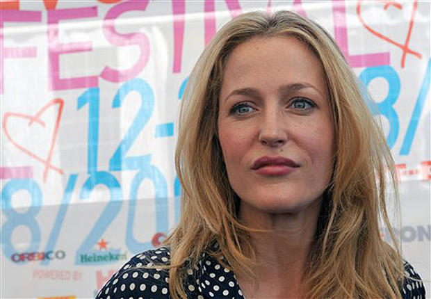 Slikovni rezultat za Gillian anderson sarajevo film festival