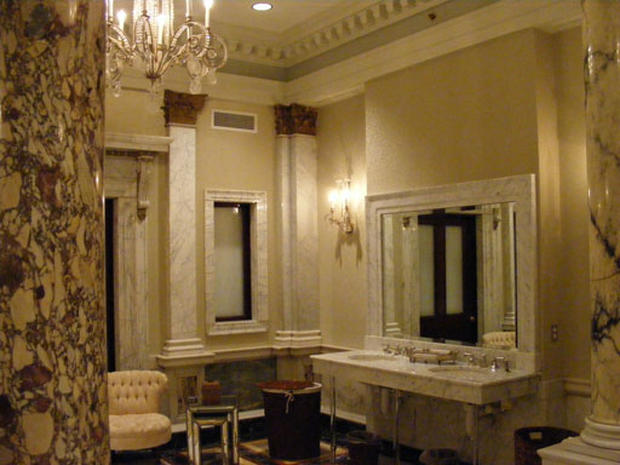 Third Place Radio City Music Hall New York America S Best Bathrooms Pictures
