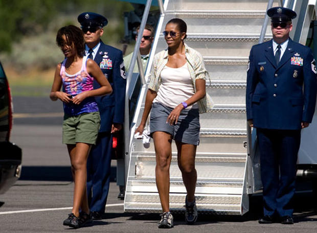Michelle Obama's Stylish Summer