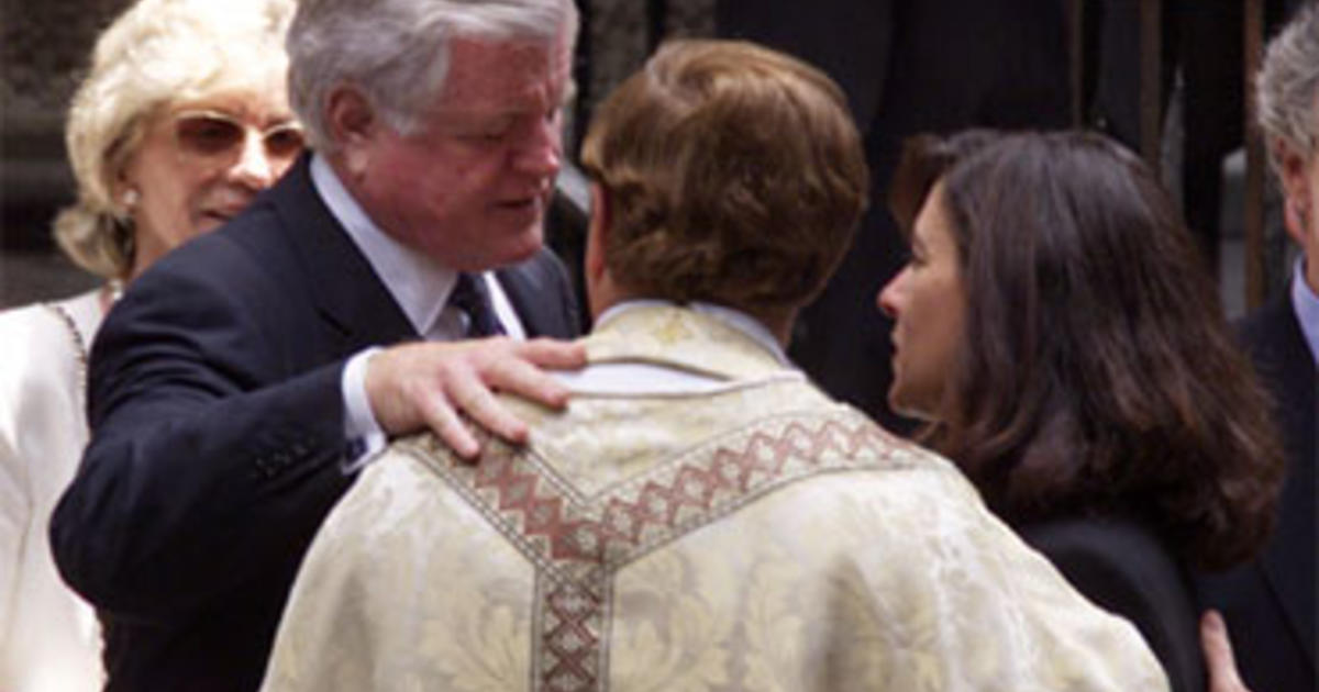 Health Care Reform Morning After >> Kennedy's Catholicism: Loyal, Conflicted - CBS News