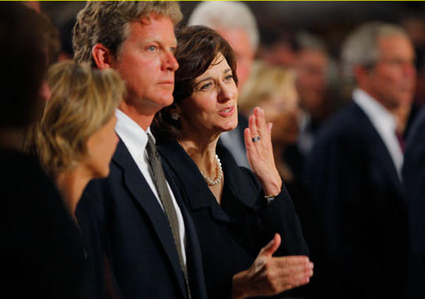 Funeral Honors Kennedy's Legacy