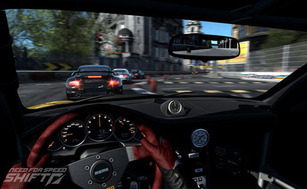 EA's Need For Speed Shift