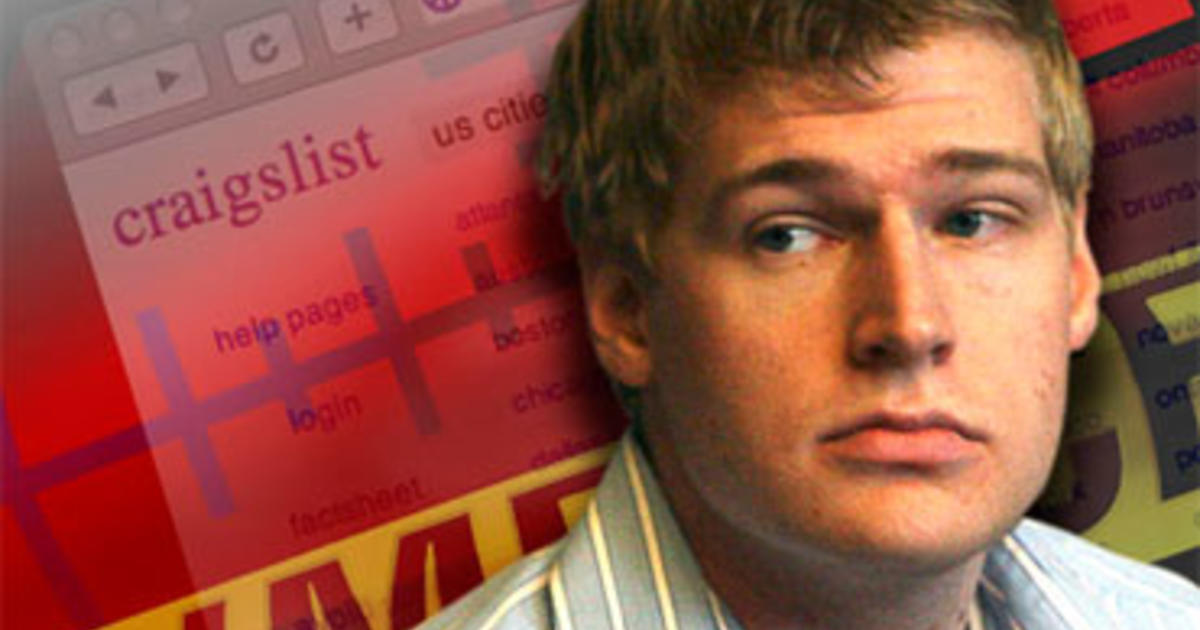 Alleged \'Craigslist Killer\' Found Dead in Cell - CBS News