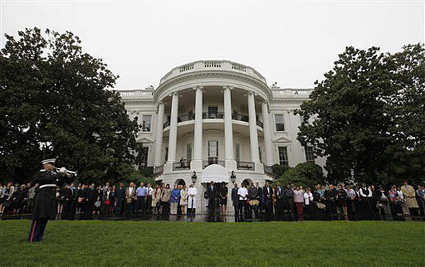 Marking Sept. 11 in Washington