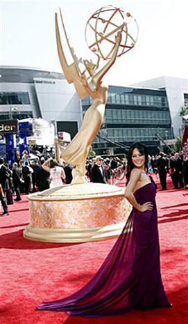 Emmy Red Carpet: 2009