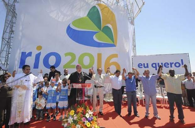 Rios Bid For 2016 Olympics