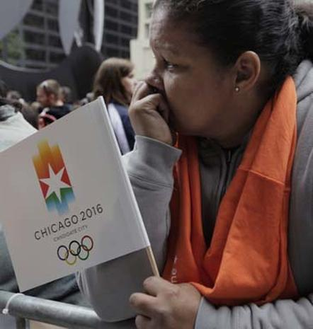 Global Olympic Reactions