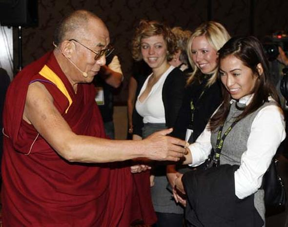 Dalai Lama's North American Tour