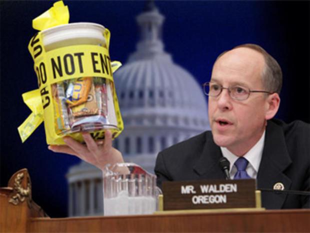 US Representative of Oregon Greg Walden