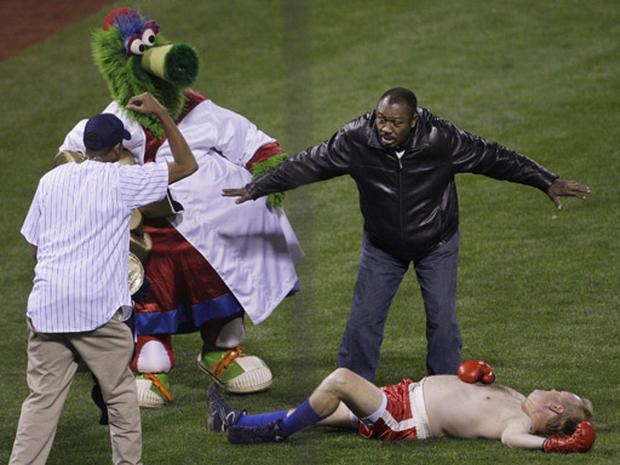 2009 World Series: Game 4