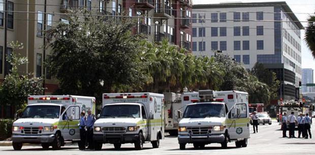Orlando Office Shooting