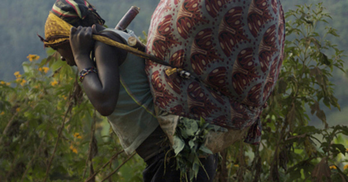 Congo's Conflict Gold - CBS News