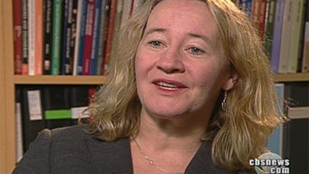 2009 Nobel laureate Carol Greider