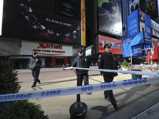 Times Square Shooting