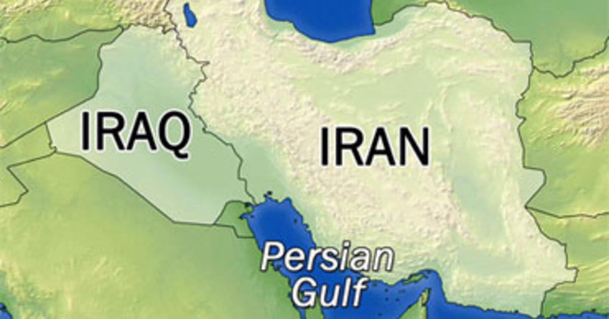 iran crosses iraq border to strike bomb suspects cbs news