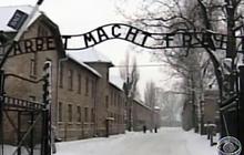 Stolen Auschwitz Sign Found