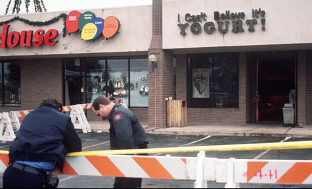 The Yogurt Shop Murders