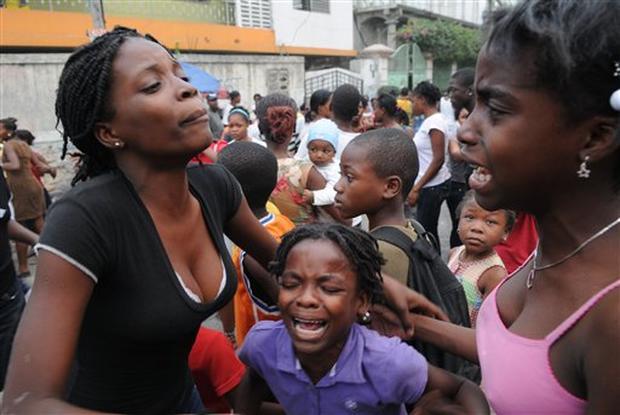 Haiti's Quake Aftermath