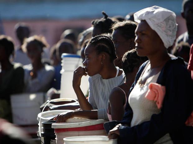 Haiti's Struggle to Recover