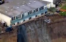 Cliffs Crumble in California