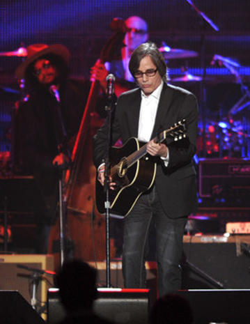 Jackson Browne - Grammy Tribute to Neil Young - Pictures