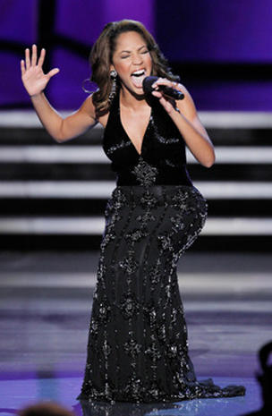 Miss America Pageant 2010
