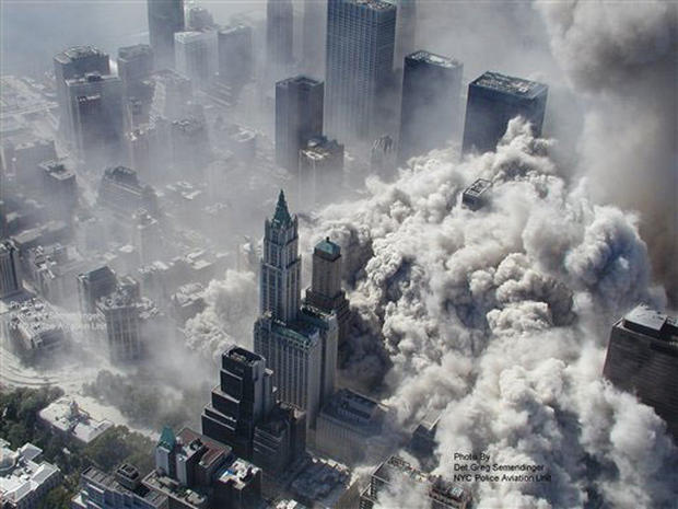 New View of 9/11 Attacks