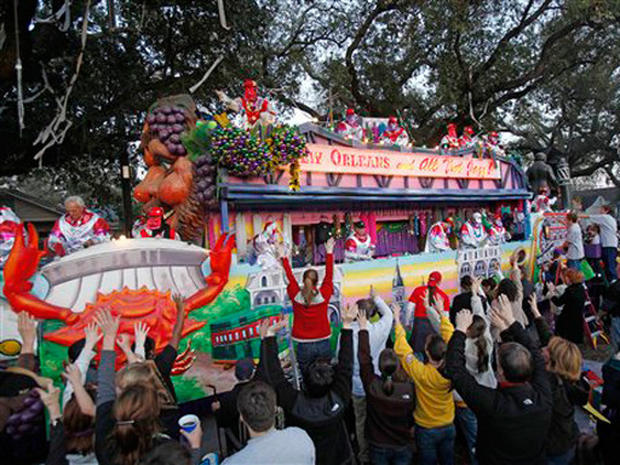 Mardi Gras 2010