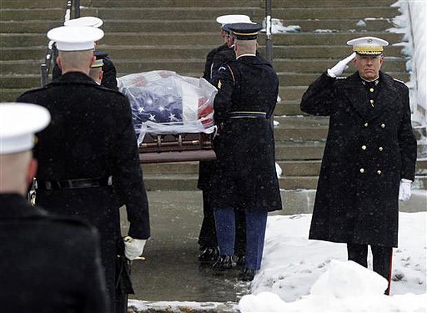 John Murtha Laid to Rest