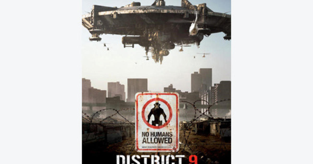 district 9 and racism