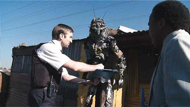 "For Best Picture: ""District 9"""
