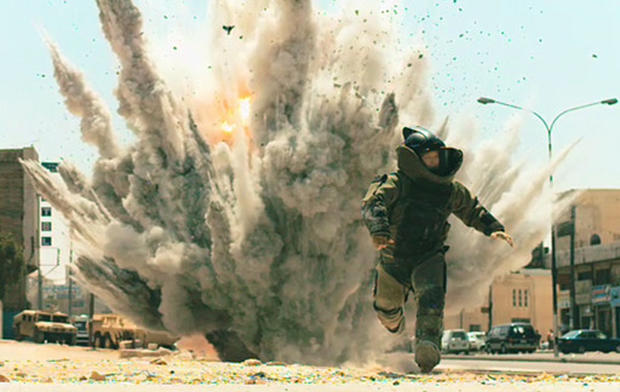 "Best Picture: ""The Hurt Locker"""